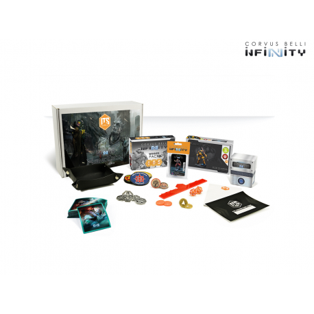 ITS Season 10 Event Tournament Pack es un nuevo pack para organizar torneos o ligas de Infinity