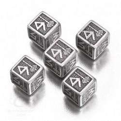 Qw Caja Dados D6 Dwarven Metal (5)
