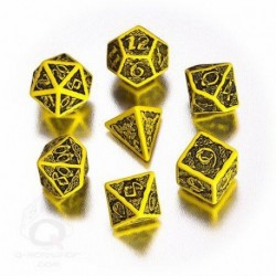 Qw Caja Dados Set Celtic Amarillo (7)