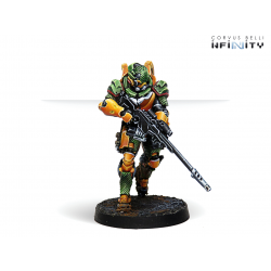 Yu Jing Hâidào Special Support Group (MULTI Sniper Rifle) Infinity de Corvus Belli referencia 281306-0764