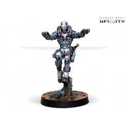 Perseus, Rogue Myrmidon (Two Pistols) Nomads Infinity by Corvus Belli reference 281501-0767