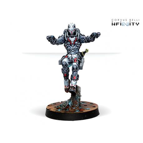 Nómadas Perseus, Rogue Myrmidon (Two Pistols) Infinity de Corvus Belli referencia 281501-0767