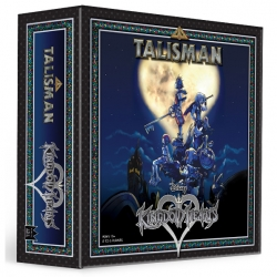 Talisman Kingdom Hearts is an official board game based on the successful video game license of Square Enix & Disney.