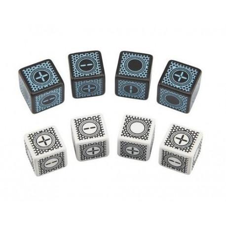 Qw Caja Dados Fudge Azul Y Negro (8)