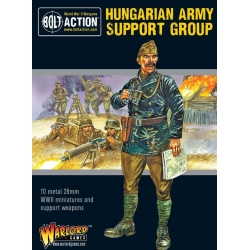 EXPANSIÓN BOLT ACTION HUNGARIAN ARMY SUPPORT GROUP DE WARLORD GAMES