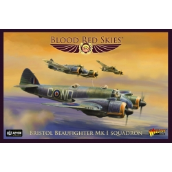 BRISTOL BEAUFIGHTER SQUADRON