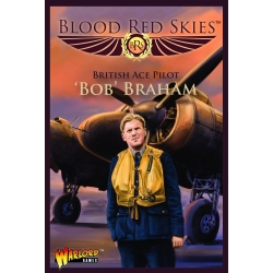 EXPANSIÓN BLOOD RED SKIES BRISTOL BEAUFIGTHER ACE: BOB BRAHAN DE WARLORD GAMES