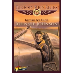EXPANSIÓN BLOOD RED SKIES JOHNNY JOHNSON SPITFIRE ACE DE WARLORD GAMES