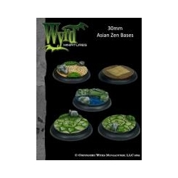 ASIAN ZEN 30MM BASES