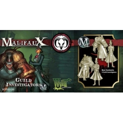 THE GUILD GUILD INVESTIGATORS DE WYRD MALIFAUX REFERENCIA WYR20139