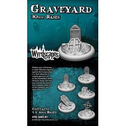 ACCESORIE GRAVEYARD 30MM FROM WYRD MALIFAUX REFERENCE WYRWS007