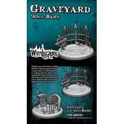 ACCESORIE GRAVEYARD 40MM FROM WYRD MALIFAUX REFERENCE WYRWS008