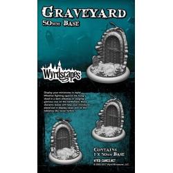 ACCESORIE GRAVEYARD 50MM FROM WYRD MALIFAUX REFERENCE WYRWS009