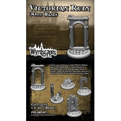 ACCESORIE VICTORIAN 30MM FROM WYRD MALIFAUX REFERENCE WYRWS001