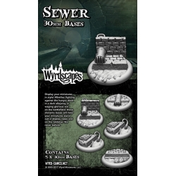 ACCESORIE SEWER 30MM FROM WYRD MALIFAUX REFERENCE WYRWS004