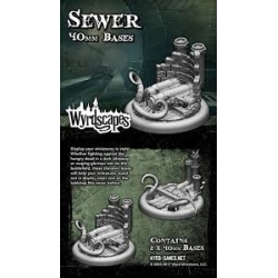 ACCESORIE SEWER 40MM FROM WYRD MALIFAUX REFERENCE WYRWS005