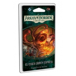 ARKHAM HORROR LCG - EL ESSEX COUNTY EXPRESS