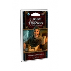 JUEGO DE TRONOS 2ª EDICIÓN LCG - NIDO DE VÍBORAS