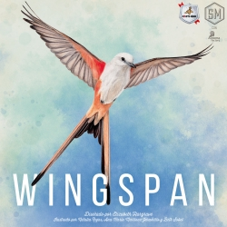 Wingspan, a competitive game of bird collecting and production, you will be passionate about birds
