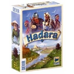 Juego de mesa Hadara de Devir y Hans Im Glück