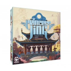 Fast and easy board game Jing Princess from Tranjis Games