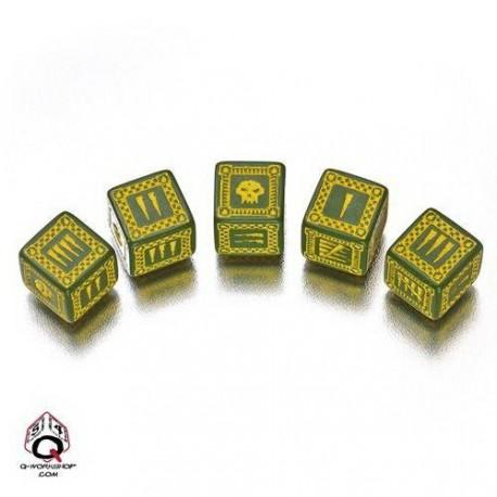 Qw Dados D6 Orco Verde (5)