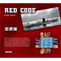 RED CODE BOARDGAME