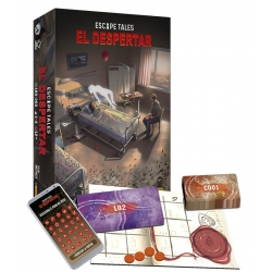 Escape Tales The Awakening Board Game by TCG Factory