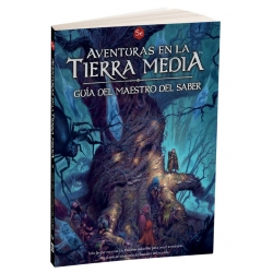 Role play Adventures in Middle Earth - Teacher's Guide to Knowledge from Devir