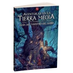 Juego de rol Aventuras en la Tierra Media - Guía del maestro del saber de Devir