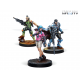 Dire Foes Mission Pack 8: Nocturne NA2 Infinity from Corvus Belli reference 280025-0773