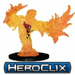 MARVEL HEROCLIX - X-MEN DARK PHOENIX SET TOKENS