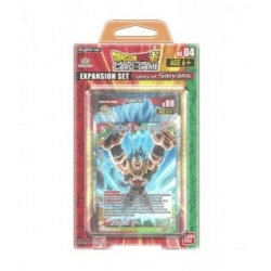 DRAGON BALL TCG SET BE04 SAIYANS (6)