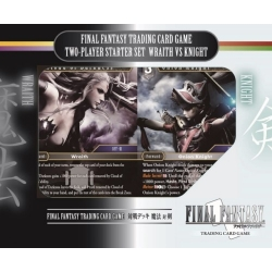 FINAL FANTASY TCG MAZO VERSUS WRAITH VS KNIGHTS