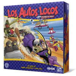 Los Autos Locos: El juego de tablero