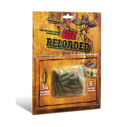 JUEGO DE MESA BANG!: RELOADED DE EDGE ENTERTAINMENT