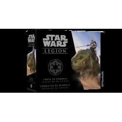 STAR WARS: LEGIÓN JINETE DE DEWBACK