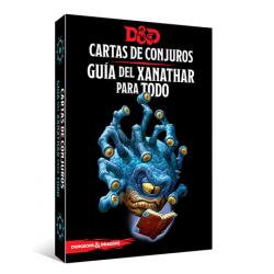 DUNGEONS & DRAGONS: CARTAS DE CONJUROS - GUÍA DEL XANATHAR PARA TODO