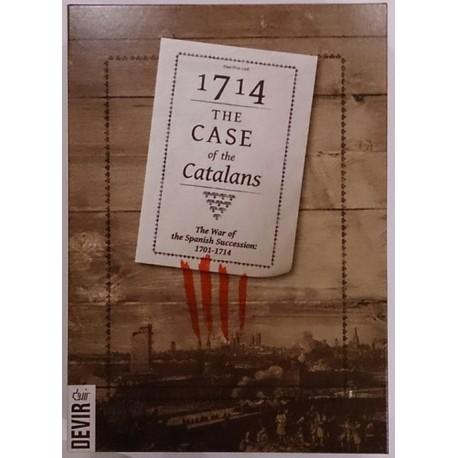 1714, EL CAS DELS CATALANS EN INGLES