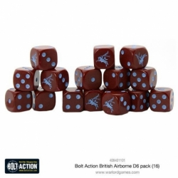 British Airborne Dice Pack