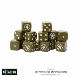 Allied Star Dice Pack