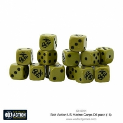 Us Marine Corps Dice Pack