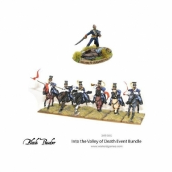 Into The Valley Of Death + 17 Lancers Regiment Limited Bundle
