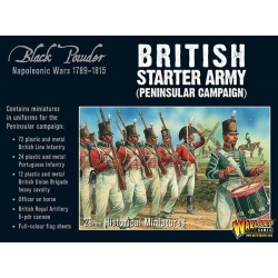 British Starter Army (Peninsular Campaign)