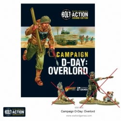 Campaign Overlord D-Day Book (English)