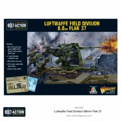 Luftwaffe Field Division 88Mm Flack37