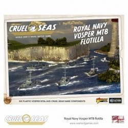 Rayal Navy Vosper Mtb Flotilla