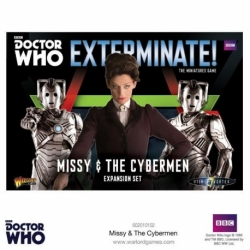 Cybermen Plastic Box Set