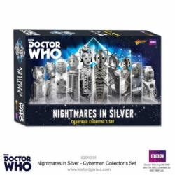 Cybermen Collectors Set
