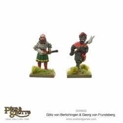 Gotz Von Berlichingen & Georg Von Frundsberg
